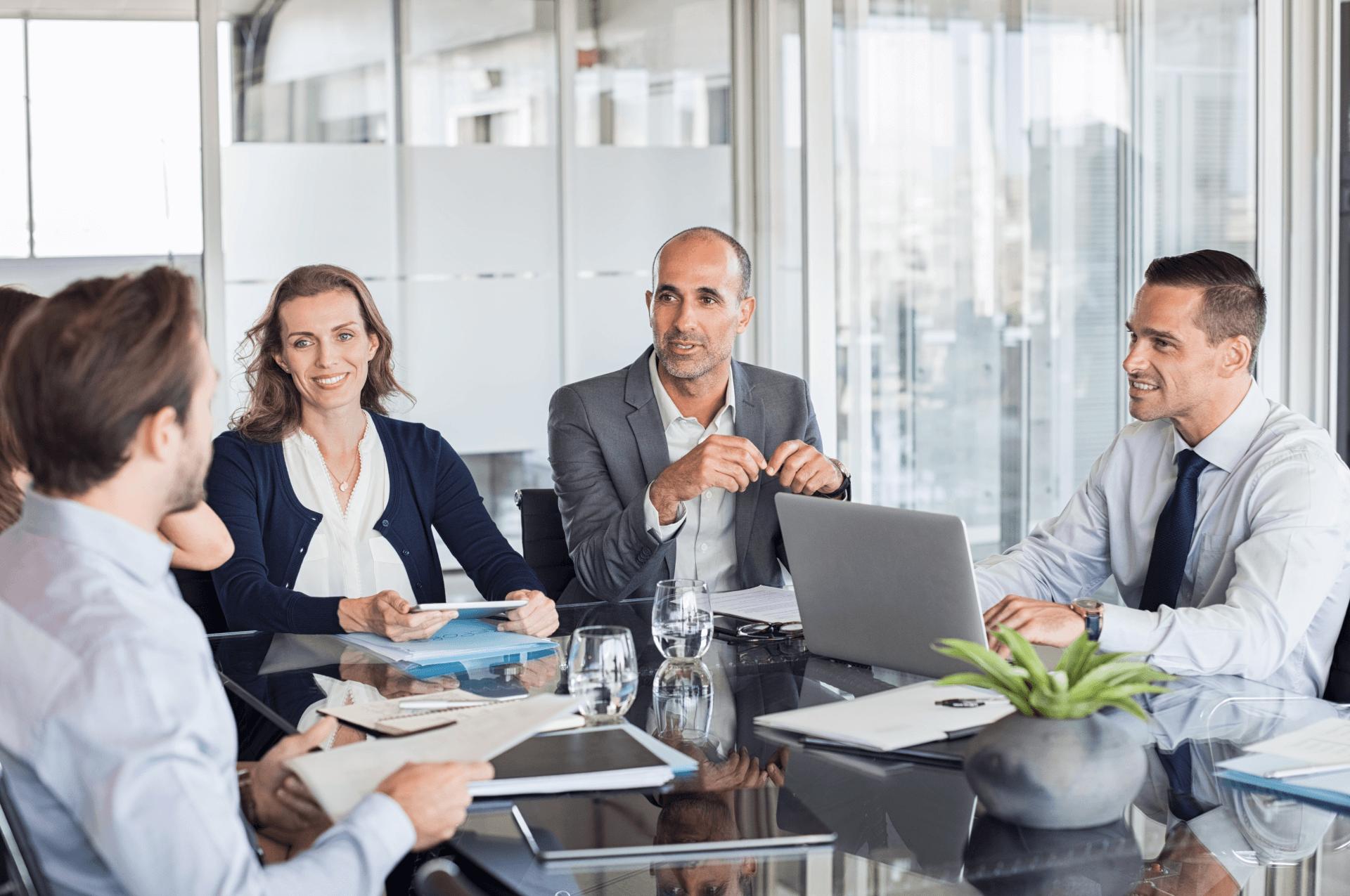 TeamProQ-Aufgabenverwaltung-Meetings